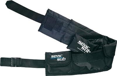 Seac Pocket - Cinturón con bolsillos lastrados