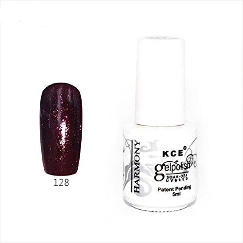 Vovotrade ❃❃ Belle ongles Gel UV et Bright LED colorées Couleurs 5ML_A