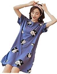 3e3714dca8 Mmllse Pyjamas Pyjama-Sets Komfortable Süße Hund Drucken Rosa Damen-Dressing  Schlaf Nachtwäsche Nachtwäsche Homewear · EUR 36,84 · Chqin Damen Hund- Drucken ...