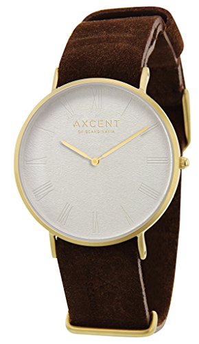 axcent-of-scandinavia-career-ipg-white-dial-with-dark-brown-genuine-leather-strap-quartz-watch-ix567