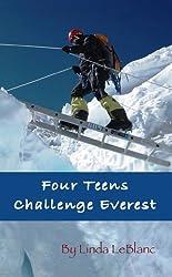 Four Teens Challenge Everest (English Edition)