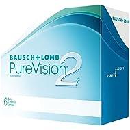 Bausch & Lomb PureVision 2 HD 6 Stück / BC 8.6 mm / DIA 14 / -1 75 Dioptrien