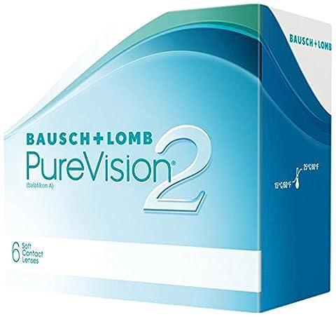 Bausch & Lomb PureVision 2 HD 6 Stück / BC