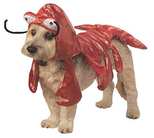 Rubies Costume Mr. Klauen Hummer Pet Kostüm, Klein