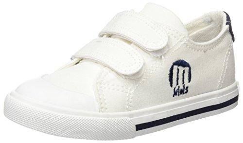 Mtng Unisex-Kinder Oli Sneakers Weiß (Vasi Weiß Marino)