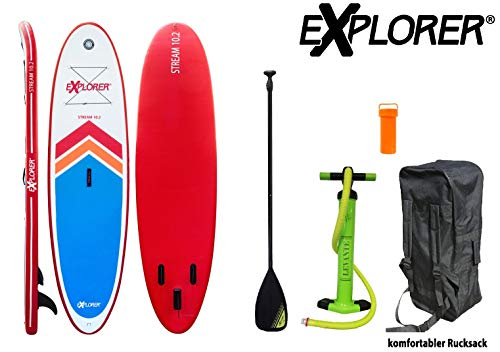 EXPLORER SUP STREAM ( 10.2 ) 310 x 86 x 12 cm Inflatabl… | 04011739283301