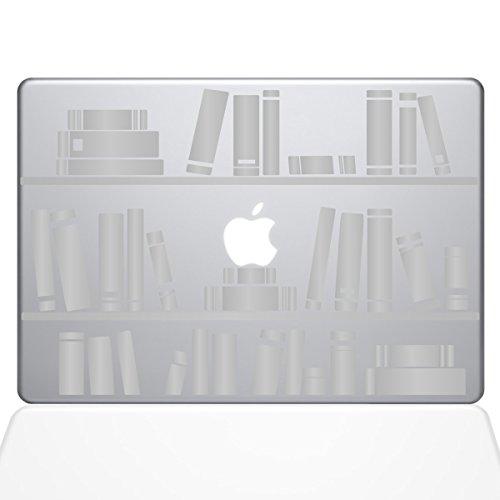 Bücherregal Bibliothek Aufkleber Vinyl Aufkleber, 33cm MacBook Air silber silber 13