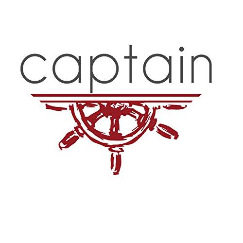 Captain Slim Fit Herren Hemden (in 24 Verschiedenen Farben) Langarm-Hemd 100% Baumwolle Hellblau
