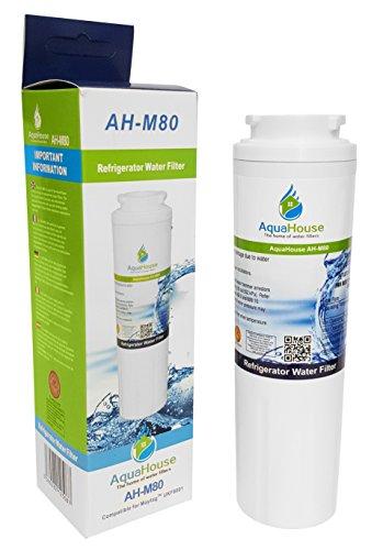 Aquahouse AH-M80 kompatibel Wasserfilter für Maytag UKF8001, UKF8001AXX, Puriclean II PUR, Amana, Admiral, KitchenAid, Kenmore, Kühlschrank Filter (Kühlschrank-filter Ukf8001 Pur)