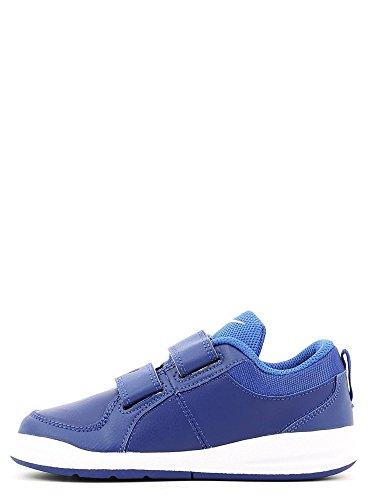 Nike Jungen Pico 4 (Psv) Turnschuhe Azul (Deep Royal Blue / White-Game Royal)