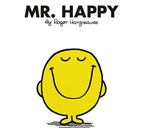Mr. Happy (Mr. Men and Little Miss) por Roger Hargreaves