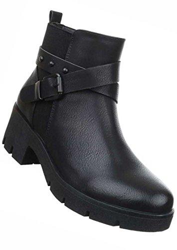 40 36 Em 37 Castanho Cinza 41 Senhoras Negra Óptica Boots 39 38 Utilizados 0PwEnfCBq