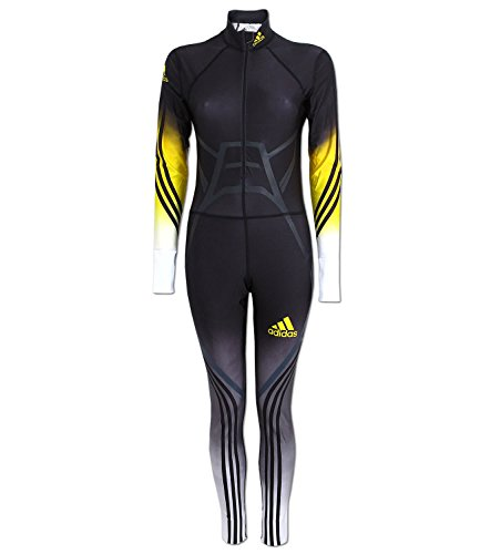 adidas Powerweb Suit Women adizero Techfit Speedsuit Langlauf Running (schwarz noc germany, 36)