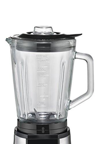 ROMMELSBACHER MB 08/G Ersatz-Glaskrug für Standmixer MX 250 - 0,8 Liter