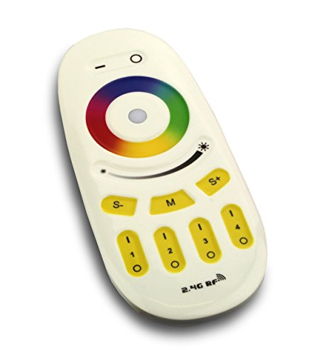 Télécommande MiLight RGBW RGB + W 2,4GHz 4-Zone