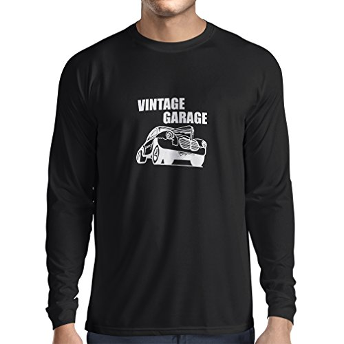n4064l-t-shirt-long-sleeve-vinage-garage-x-large-black-white