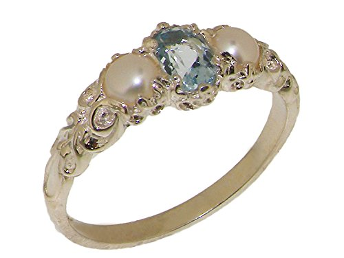 solid-925-sterling-silver-natural-aquamarine-cultured-pearl-womens-trilogy-ring-size-p-sizes-j-to-z-