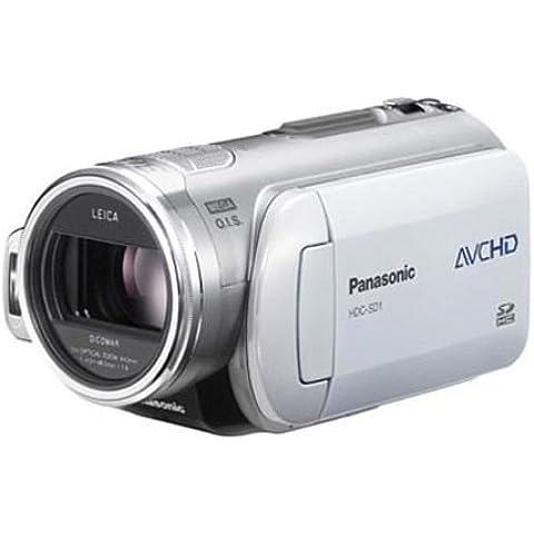 Panasonic HDC-SD1EG World smallest High Definition (1080i) with 3CCD - Videocámara (CMOS, 1/50 - 1/8000, 25,4 / 4 mm (1 / 4