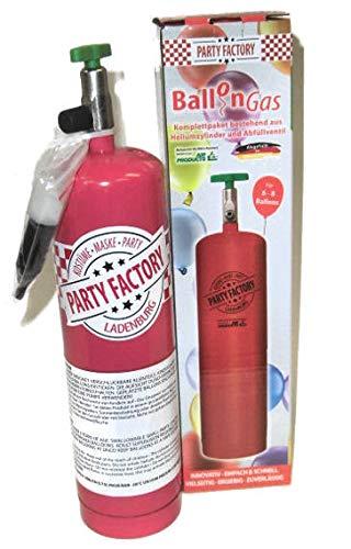 Mini-Heliumflasche 'Bombolo' für Ballons