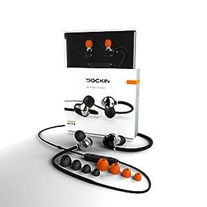 DOCKIN D Move Bluetooth 4.1 In-Ear-Kopfhörer und