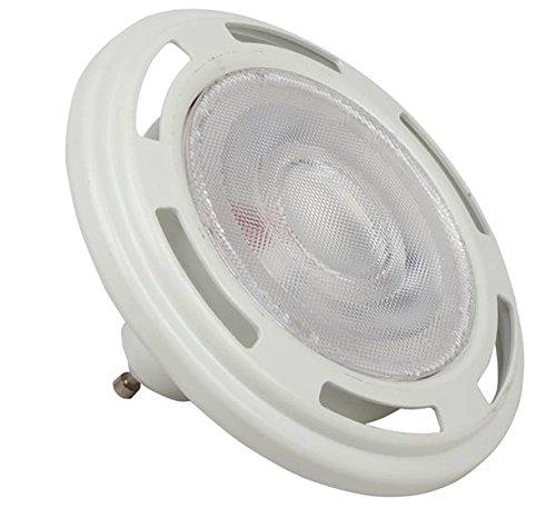 12W LED Alternative Zu Sylvania Scheinwerfer ES111 75W GU10 38° Flutlicht Reflektorlampe Glühlampe (Sylvania Watt 75)