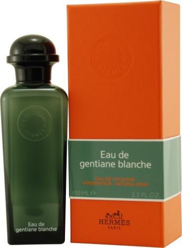 HERMES Eau de Gentiane Blanche Eau de Cologne 100 ml