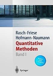 Quantitative Methoden, Bd. 1