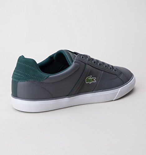 Lacoste Uomo Grigio Scuro Passamano 317 2 Sneakers Grigio