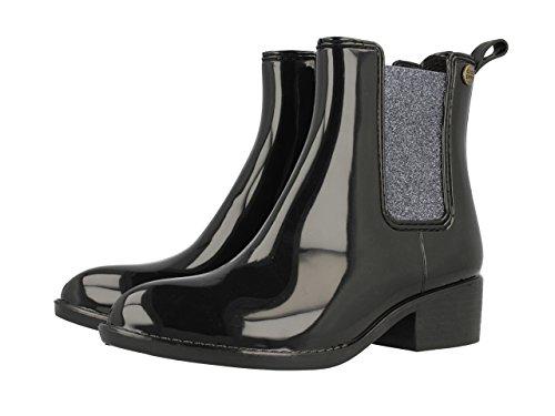 Gioseppo Tulus, Stivali di Gomma Donna Nero (Black)