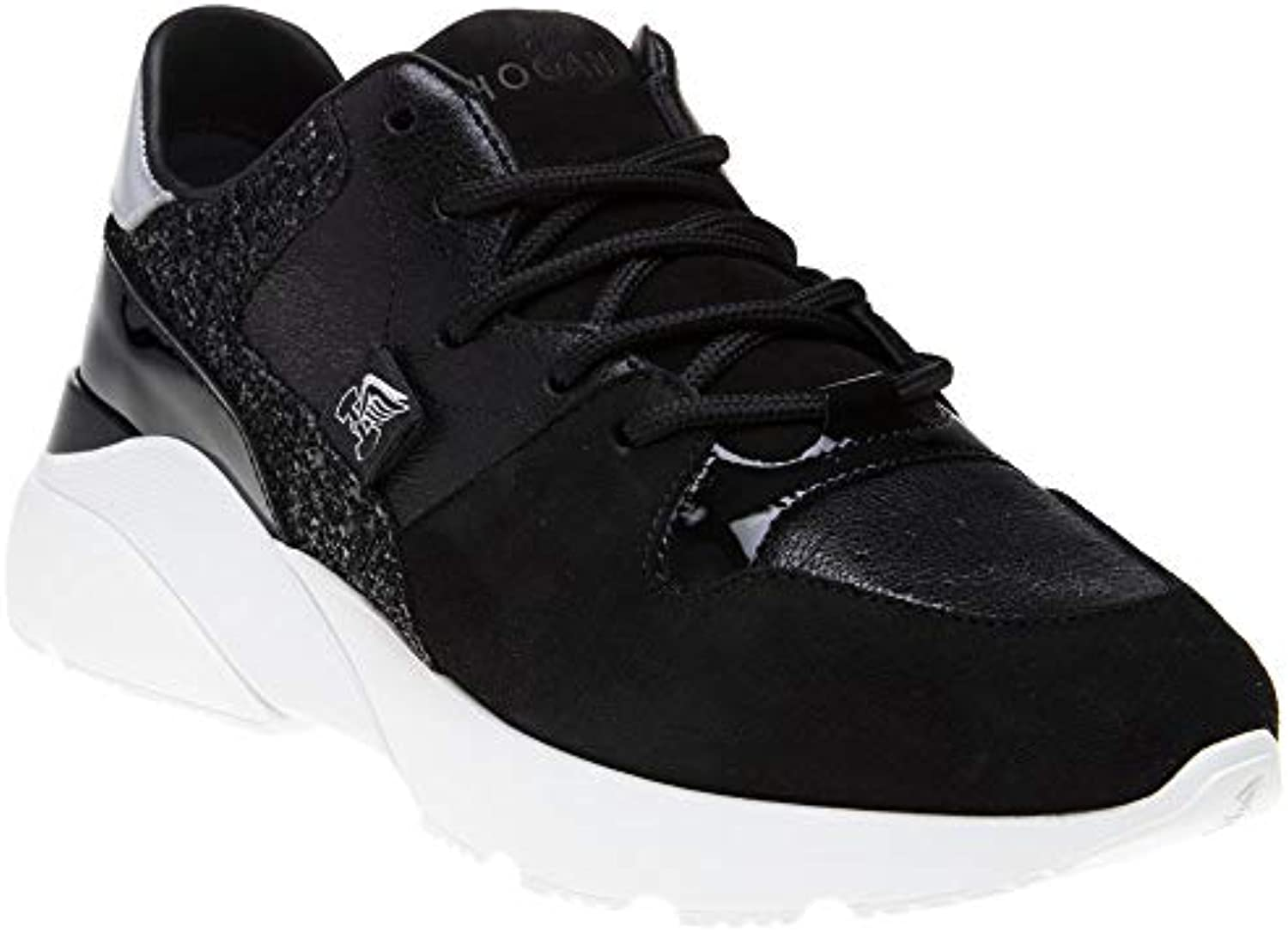 fedc17ff749a Hogan Sport Sport Sport Style Active One Trainers Black Parent B07GLLZ92B  a6e357