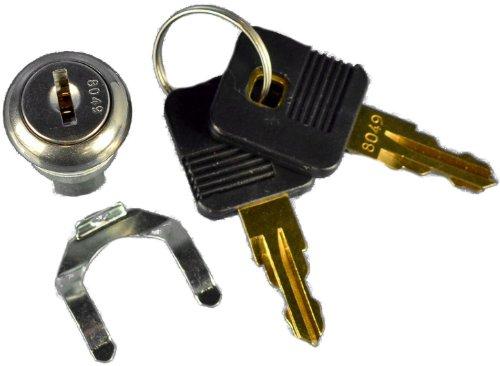Klein Tools 54738Ersatz Schloss und Schlüssel für 54302Werkzeug Brust