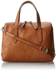 Fossil Sydney Women's Handbag (Camel) (ZB5486235)