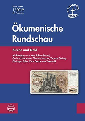 Kirche und Geld (Ökumenische Rundschau (ÖR))