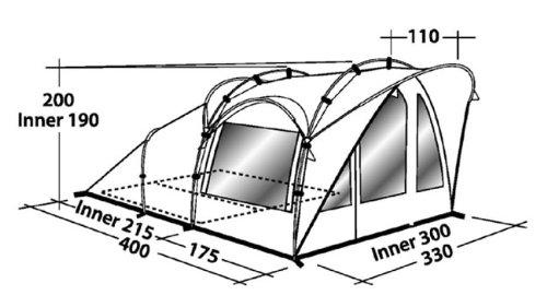 Robens Cabin 600 - 3