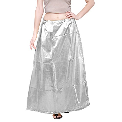 Ziya White Shimmer Petticoat