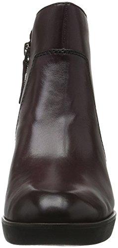 Tamaris 25331, Bottes Classiques Femme Rouge (Berry Comb 577)
