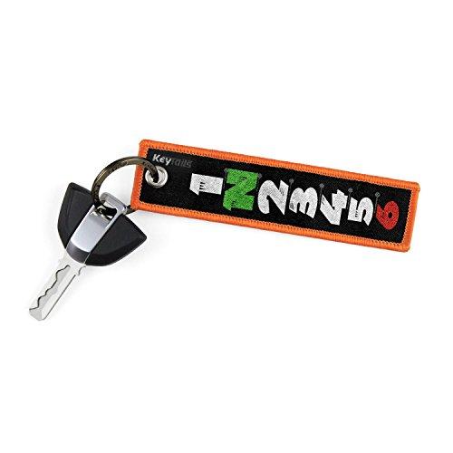 Llavero por keytails, Premium Calidad Llavero para Motocicletas, Motos, ATV, UTV [1hasta...