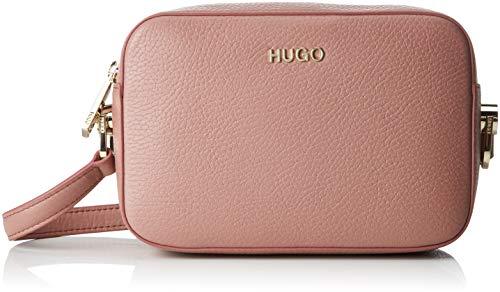 HUGO - 50402717, Shoppers y bolsos de hombro Mujer, Rosa (Open Pink), 6x13x19 cm (B x H T)