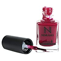 Nova Washable Nail Polish - 83 Bordeaux, 0.37 oz.