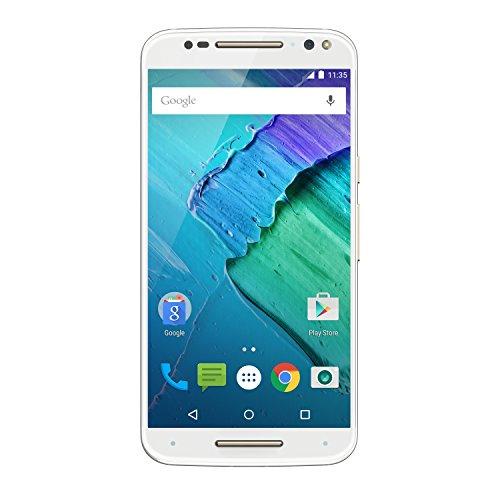 Motorola Moto X Style 4G Color blanco - Smartphone (SIM única, Android, NanoSIM, EDGE, GSM, CDMA, EVDO, WCDMA, HSPA+, UMTS, LTE)