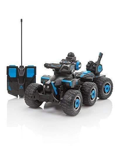 Fernbedienung Tank Welche Sprüher Wasser, Elektrisch Ferngesteuert RC Auto Jungen Mädchen Spielsachen, Schüsse Wasser aus Turret