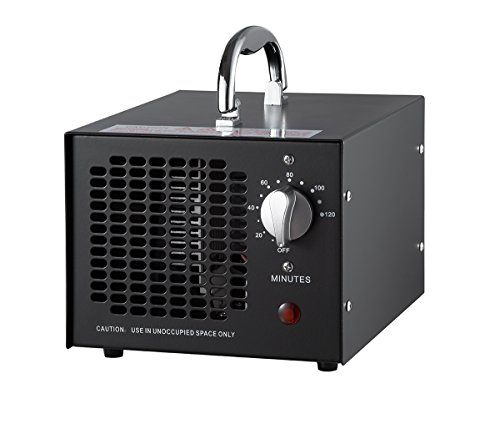 Generador De Ozono Comercial DC 12V 3500 Mg/H Professional O3 Purificador De Aire, Ozonizador E Ionizador...