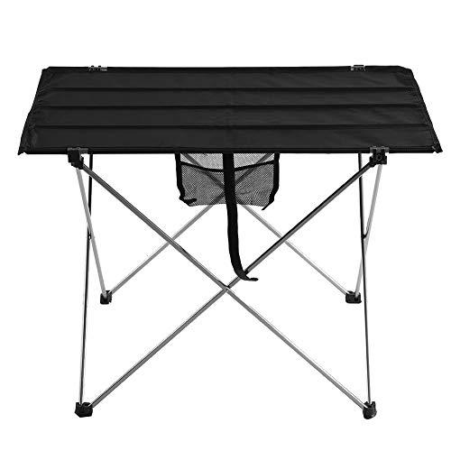 S/s Tabelle (TOPINCN Falten Picknicktisch tragbar BBQ Kompakt Faltbar Roll-Up-Tabelle Barbecue-Schreibtisch Draussen MEHRWEG VERPACKUNG(S))