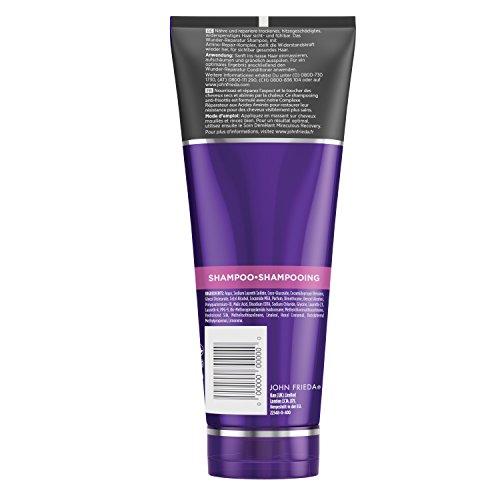 John Frieda Wunder Reparatur Shampoo, 2er Pack (2 x 250 ml) - 2