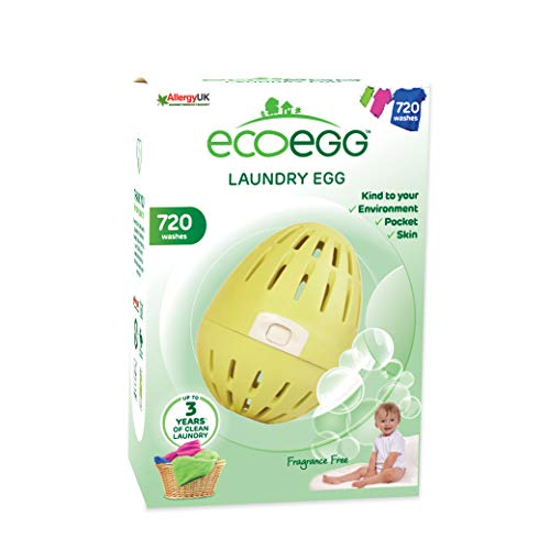 Ecoegg - Detergente ecolgico perlas lavar ropa hasta