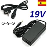 Cargador Corriente 19V Reemplazo Packard Bell Easynote TK87 Recambio Replacement