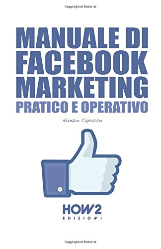 MANUALE DI FACEBOOK MARKETING: Pratico e Operativo