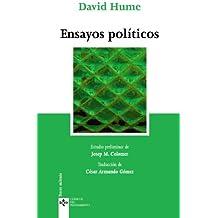 Ensayos políticos (Clásicos - Clásicos Del Pensamiento)