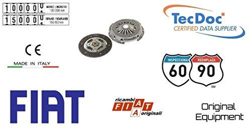 FIAT 71793353 Kit frizione 2 pezzi Fiat Punto Van 1.3 Multijet 70 Kw