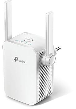 Tp-link Re305 Ac1200 Wlan Repeater (Dual Wlan Ac+n, 1167 Mbits, App Steuerung, 1 Port, 2x Flexible Externe Antennen, Wps, Ap Modus, Kompatibel Zu Allen Wlan Geräten) Weiß 1